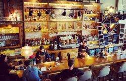 Baratin Drink & Dine Home Bar