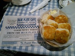 Blue Plate Cafe Downtown