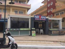 Nirvana Sports Cafe and Grill Bar