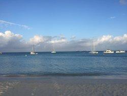 majestuosa playa