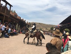 Walk the Old West