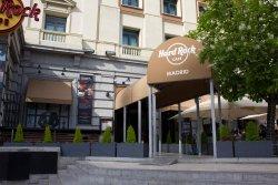 Hard Rock Cafe, Madrid.