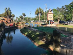 Treasure Island Mini Golf