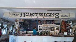 ‪Bostwick's Chowder House‬