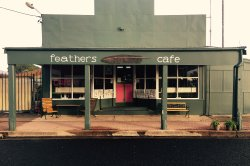 feathers cafe