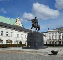 Monument to Prince Josef Poniatowski