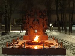 Monument to KGB Servicemen and Diversionists