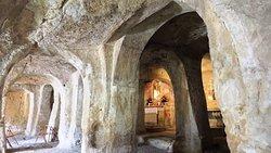 Chiesa Rupestre San Michele Delle Grotte