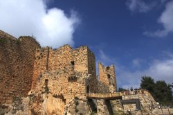 Ajlun Castle (Qala'at ar-Rabad)