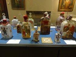 vasi di raccolta della manna