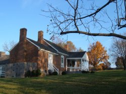 Jack Jouett House Historic Site