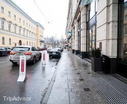 The W St. Petersburg