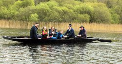 A traditional Lough Erne craft