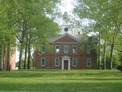 Historic 1767 Chowan County Courthouse