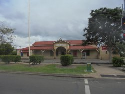 Old Maryborough Railway Station