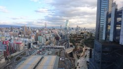 Deluxe and enjoyable stay in Osaka
