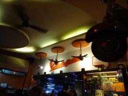 Innenbereich Café ZOOM