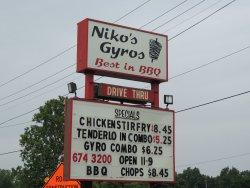 Nikki's Gyros