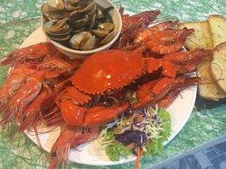 Lucky Seafood & Thaifood European