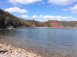 Babbacombe & Oddicombe - South West Coast Path