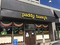 Paddy Barry's Irish Pub and Restaurant
