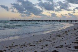 El Cuyo Beaches