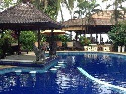 Adirama's peaceful pool