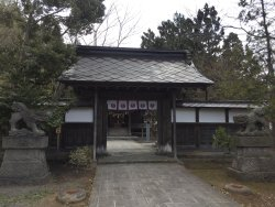 Kuroishi Shrine