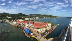 Town Center At Port of Roatan