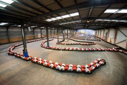 ScotKart Indoor Go Karting and Laser Tag Dundee