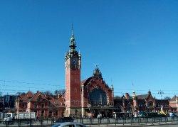 Gdansk Glowny Railway Station