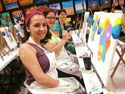 Masterpiece Mixers Paint & Party Studio John's Creek