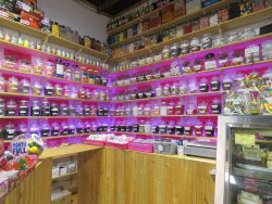 The Candy Store in Nanton
