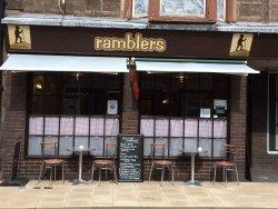 Ramblers Coffee Shop