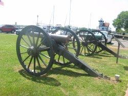 Edenton Bell Battery Cannon