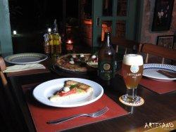 Artesano Pizza Bar - Lagoa da Conceição