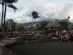 Old Lahaina Luau, only good Luau on Maui