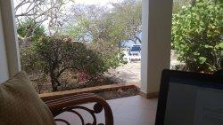 Room terrace