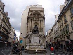La Fontaine Molière