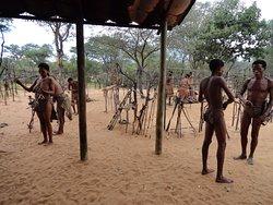 Helvi Mpingana Kondombolo Cultural Village