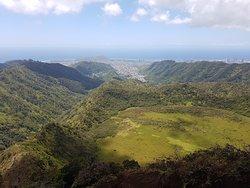 Ka'au Crater Hike