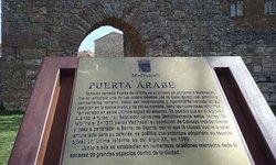 Puerta Arabe