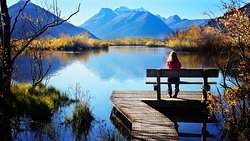 Glenorchy Lagoon Boardwalk