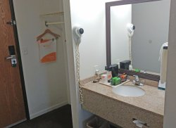 Entry and sink