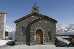 """Kapelle Gornergrat """"Bernhard von Aosta"""""""