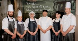Our talented team of chefs