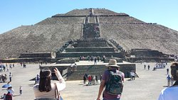 Zona Arqueologica Teotihuacan