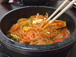 Choose & Mix Korean Food