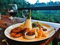 Tasty and healthy cuisine