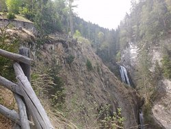 Cascata di Rio Nero